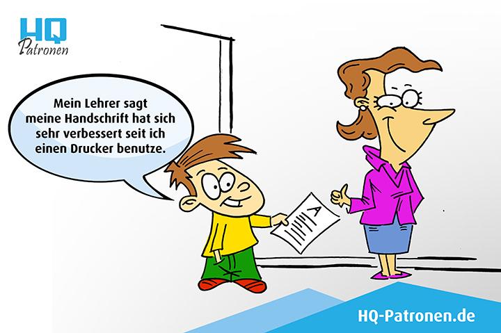 Hq Patronen Magazin Comic Reihe Mehr Spass Im Buro 13